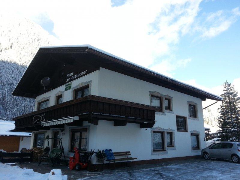 Haus am Gletscher Zimmer
