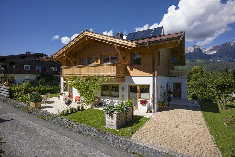 landhaus w ss ferienwohnung ellmau wilder kaiser. Black Bedroom Furniture Sets. Home Design Ideas